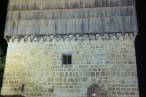 El guardián nocturno de Donamaria
