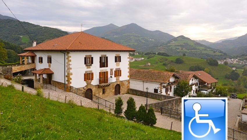 La casa rural accesible casa rural adaptada para las - Casa rural 11 personas ...