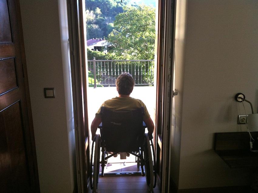 Utxunea. La casa Rural accesible para personas de movilidad reducida