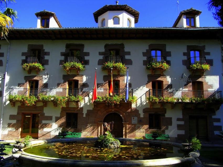 Palacio de BERTIZ. Estitxu en Panoramio